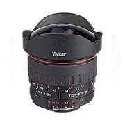 Объектив Vivitar 7mm Fisheye (Рыбий глаз) f/3.5 для Canon