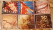 Коллекция CD-DA Дисков (107 штук,  музыкальные,  лицензия).