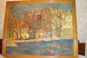 Продам картину 1969 года,  ПУРЫГИН. Оригинал!
