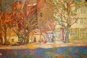 Продам Картину «ОСЕНЬ»  ПУРЫГИНА 1969 год! 2480486