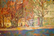 Продам Картину 1969 года ПУРЫГИН! ОРИГИНАЛ.