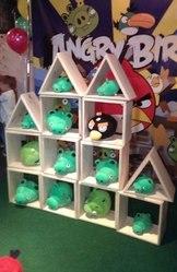 Аттракцион Angry Birds Live