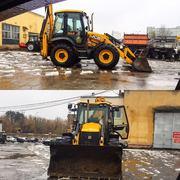 уборка снега в Самаре,  погрузка и вывоз снега в Самаре