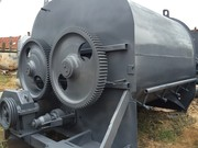 Смеситель Кормов С-7 (для торфа,  грунта,  удобрений,  песка)  Объем 7м3