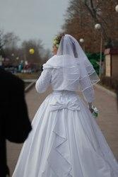 Счастливое,  эффектное платье!