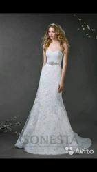 Продам свадебное платье от Натальи Романовой