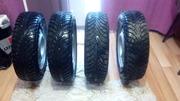 Зимние шипованные колеса GOODYEAR 175 65 14