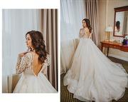 Продаю свадебное платье  42-44(46)