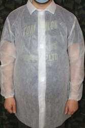 Продаются халаты немедицинские одноразовые плотностью 40 г