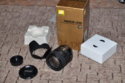 Объектив AF-S VR Zoom-Nikkor 24-120mm f/3, 4-5, 6G IF-ED продается